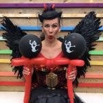 Devil Balloon Modeller London